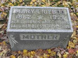 Mary Emerilla <i>Davies</i> Geboo