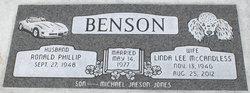 Linda Lee <i>McCandless</i> Benson