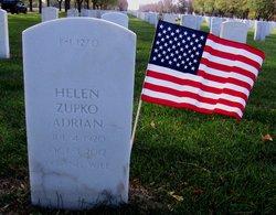 Helen <i>Zupko</i> Adrian