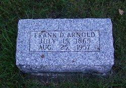 Frank D Arnold
