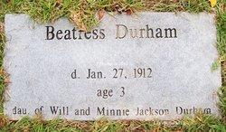 Beatress Durham