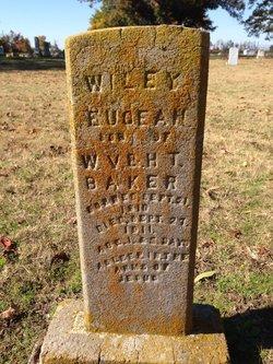Wiley Eugean Baker