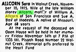 Sara A. Allcorn