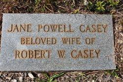 Jane <i>Powell</i> Casey