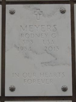 Rodney Gene Meyers