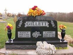 Nancy S <i>Shores</i> Gillett