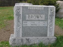 John Joseph Brown, Sr