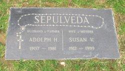 Susan V <i>Valencia</i> Sepulveda
