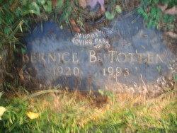 Bernice B. Totten