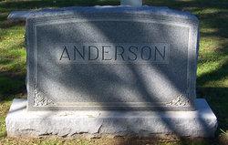 Mattie Ellen <i>Rosson</i> Anderson