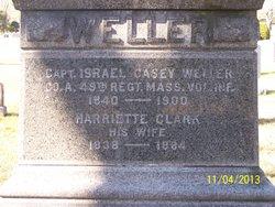 Capt Israel Casey Weller