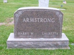 Harry W. Armstrong