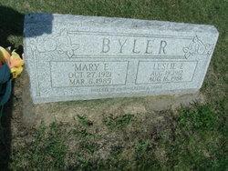 Leslie Leroy Byler