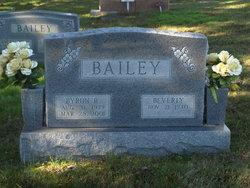 Byron B Bailey