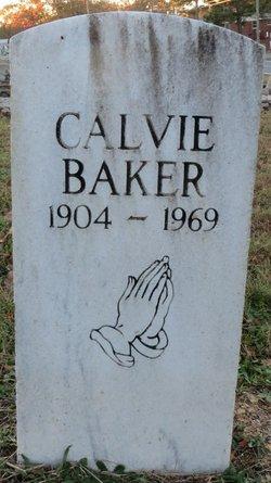 Calvie Baker
