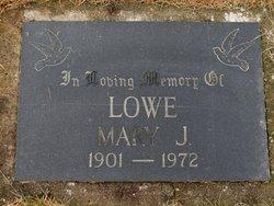 Mary J. Lowe