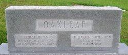 Julia Alice <i>Wilcoxon</i> Oakleaf