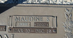 Maudine Louise <i>Smith</i> Nixon