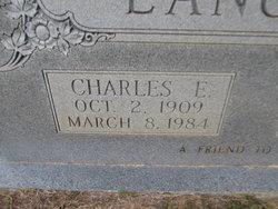 Charles E. Langston