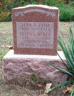 Vera V. <i>McKee</i> Fish