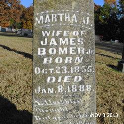 Martha John <i>Bowden</i> Bomar