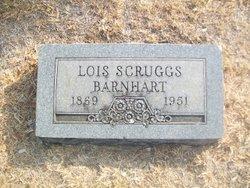 Lois <i>Scruggs</i> Barnhart