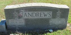 Betty <i>Gordon</i> Andrews