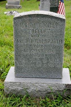 Isabel Belle <i>Conley</i> Galbraith