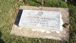 Adolph R. Johnson