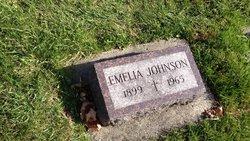 Emelia <i>Berquam</i> Johnson