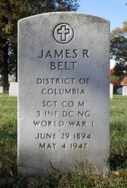James Russell Belt