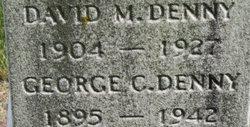 George Carl Denny