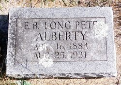 E. B. Long Pete Alberty