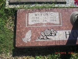 Myron Clair Hoyer