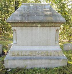 Ellen Maria <i>Ballou</i> Grout
