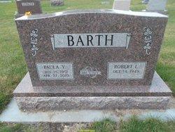 Paula Yvonne <i>Longfellow</i> Barth