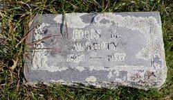 Ellis Buffington Alberty, II