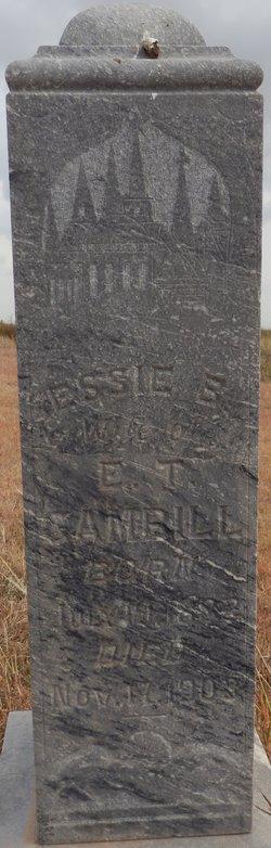 Essie <i>Baker</i> Gambill