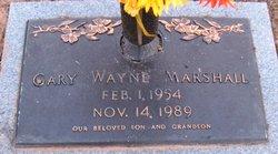 Gary Wayne Marshall