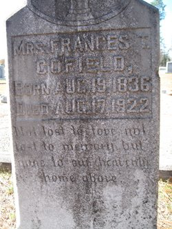 Mrs Francis T. Cofield