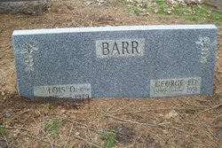 George E Barr