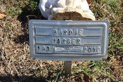 Birdie Marie <i>McDaniel</i> Harger