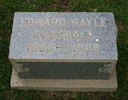 Edward Gayle Ragsdale