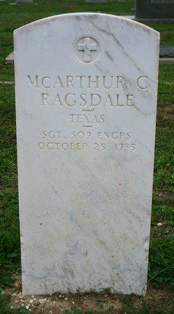 McArthur C. Ragsdale