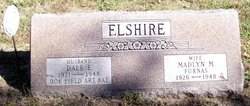 Madlyn M <i>Furnas</i> Elshire