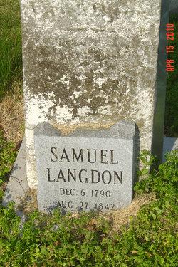 Samuel Langton