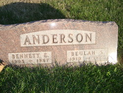 Beulah S Anderson