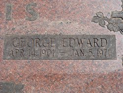 George Edward Davis, Sr