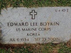 Edward Lee Gray Boykin, Sr