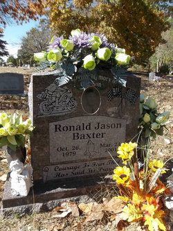 Ronald Jason Baxter